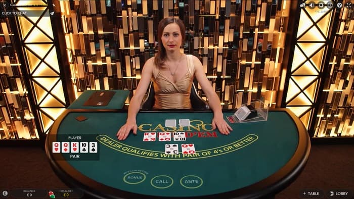 крупье казино живые онлайн