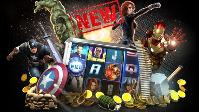 новинки онлайн игровые автоматы
