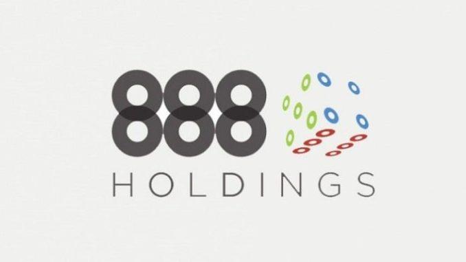 Производитель игровых автоматов 888 Holdings