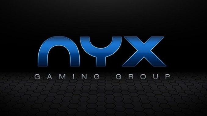 Производитель игровых автоматов Nyx Gaming Group
