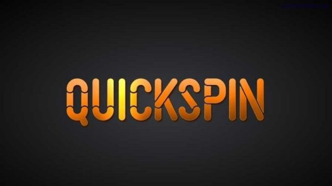 Производитель игровых автоматов Quickspin
