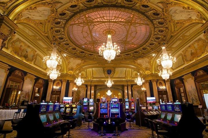 Casino de Monte Carlo Монако