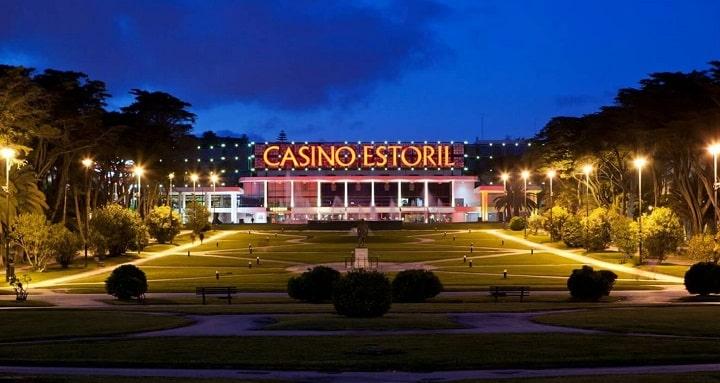 Estoril казино Португалия