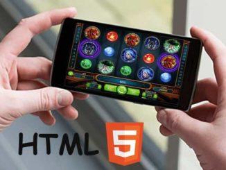 Игровые автоматы на HTML5 и их отличительные черты