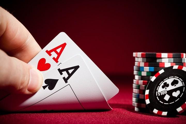 Логика блефа на Casino X