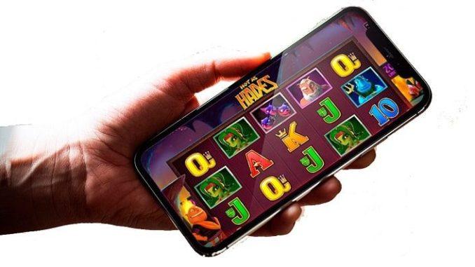 Znalezione obrazy dla zapytania: Мобильные приложения для казино