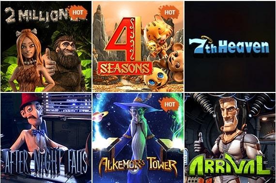 Игровые автоматы в Боб казино онлайн