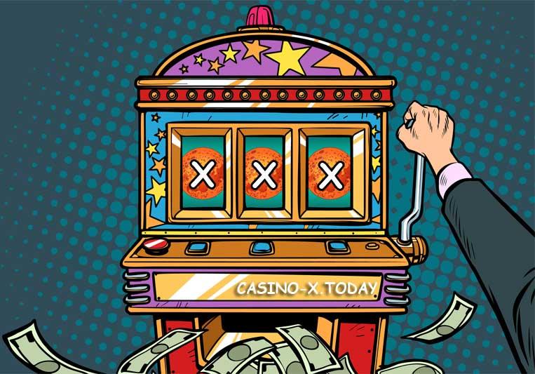 Игровые автоматы на сайте Casino-x.today