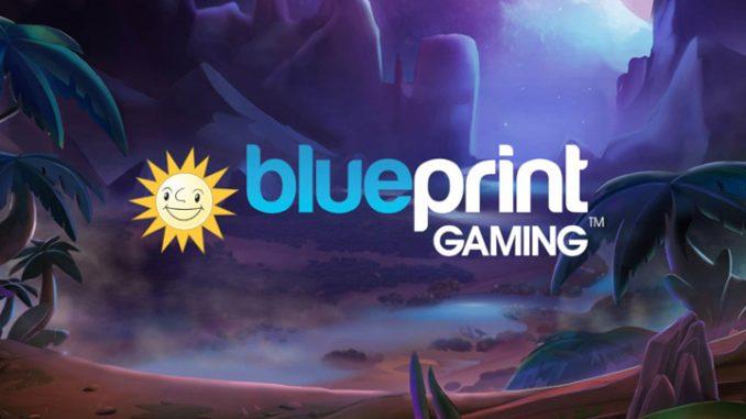 Разработчик игровых автоматов Blueprint Gaming