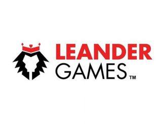 Разработчик игровых автоматов Leander Games