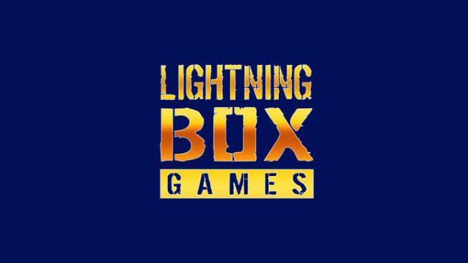 Разработчик игровых автоматов Lightning Box