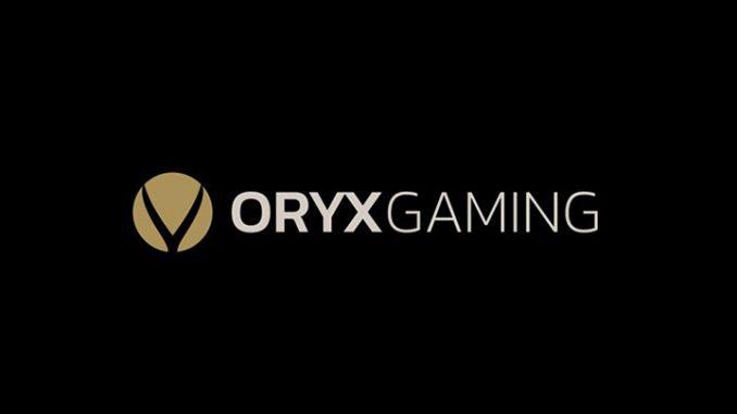 Производитель игровых автоматов Oryx Gaming