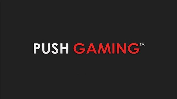 Разработчик игровых автоматов Push Gaming